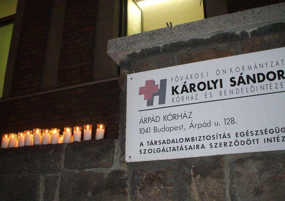 Nyílt levél a Károlyi Sándor Kórház Főigazgatójához