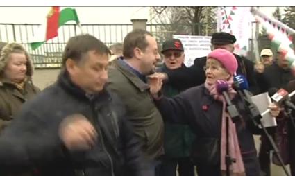 Garázda Fidesz - nyugdíjasok Mátyásföldön!