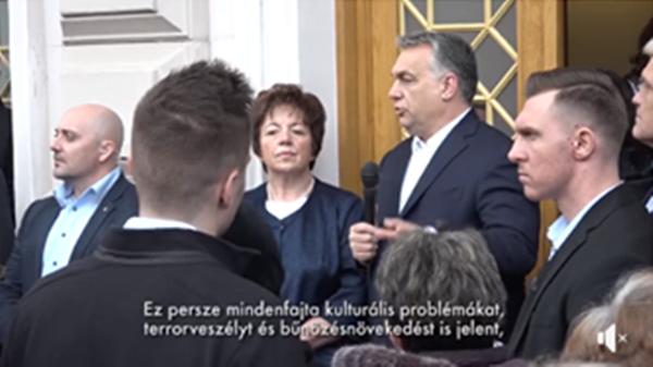 Orbán akkorát mondott, hogy beleremegett