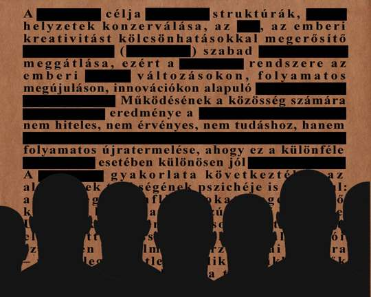 Bodó Viktor: a mai Magyarország legnagyobb tragédiája a sötétség