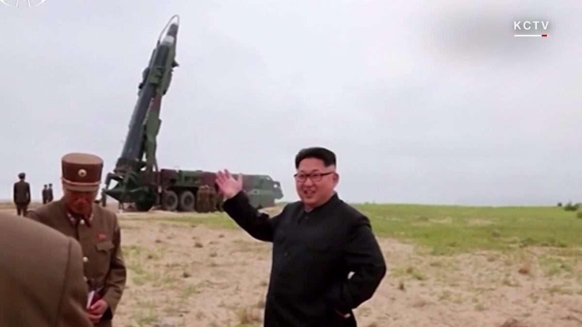 Észak-Korea nukleáris rakétái elérhetik Közép-Európát is