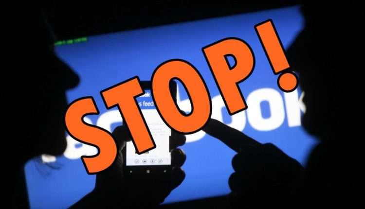 Stop Facebook! - már készülnek a plakátok?