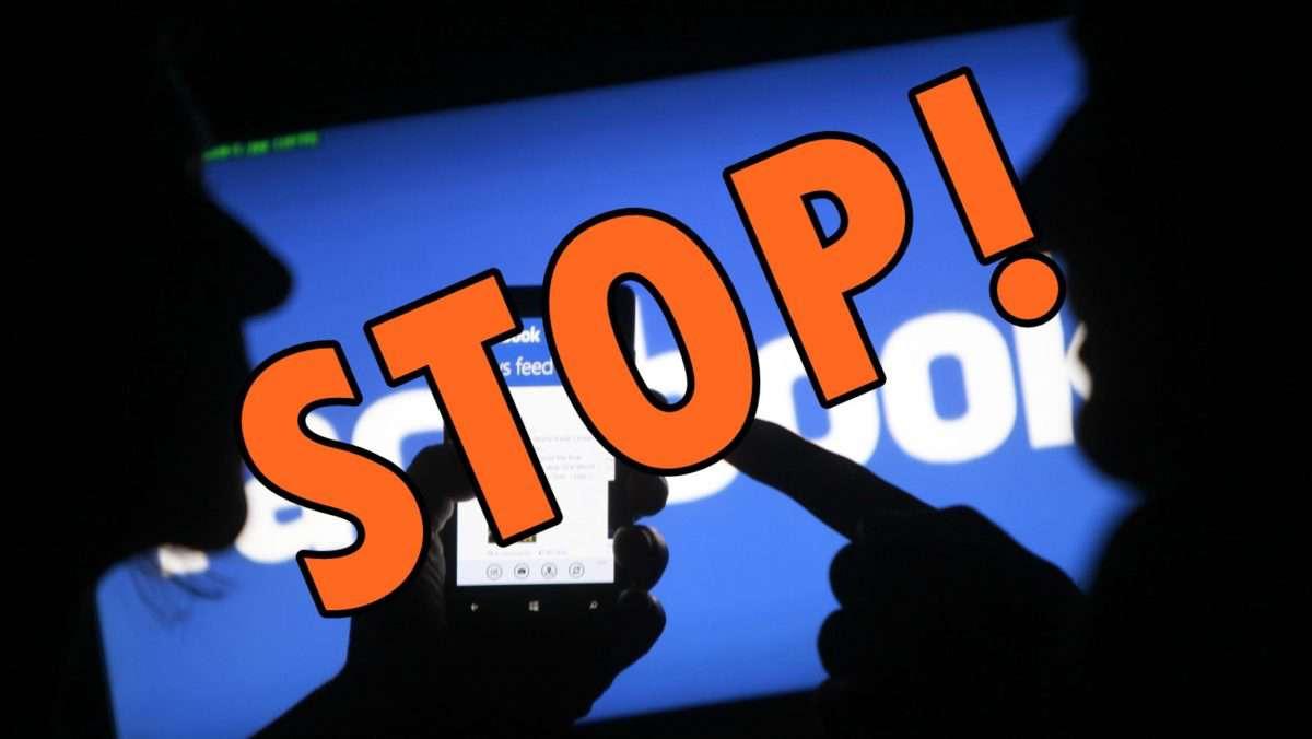 Stop Facebook!