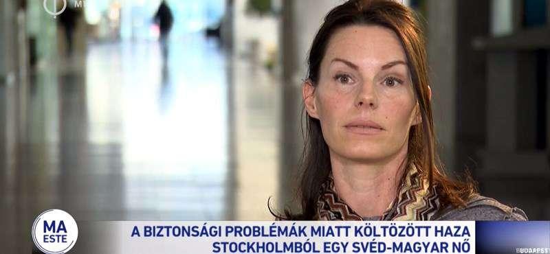 """Már 2016-ban a Budai Várban lakott a Svédországból """"hazamenekült"""" nő"""