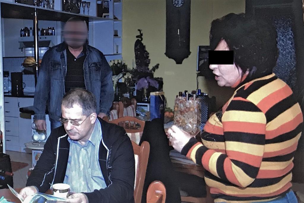 Kósa és a csengeri asszony