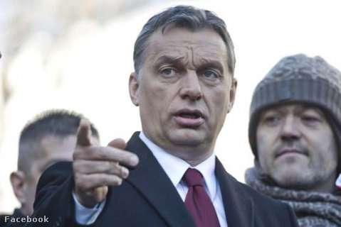 Orbán Viktor és Habony Árpád