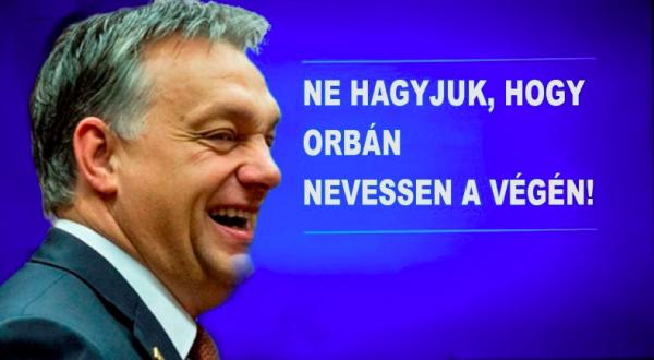 Juhász Péter: Orbán jót rötyög a kontónkra