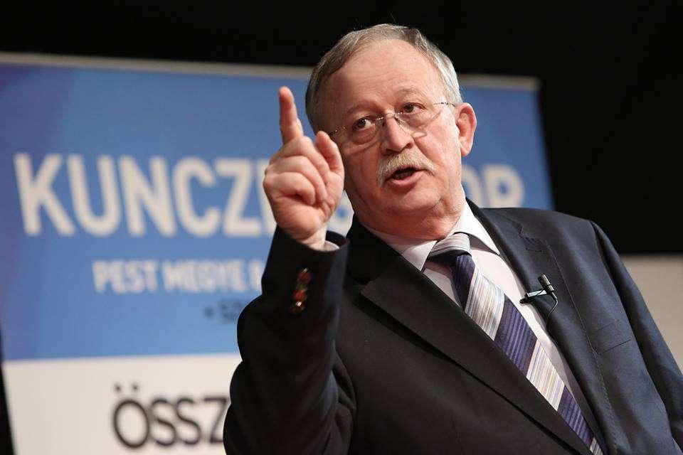 Kuncze Gábor: a kispártokra adott szavazatok elvesznek