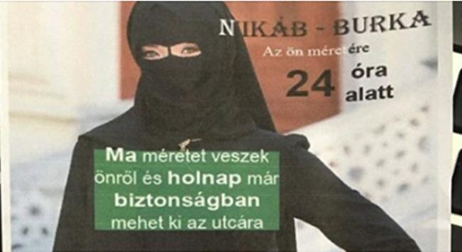Burkabolt nyílik a II. kerületben - feltéve, hogy nem a Fideszre szavaz!