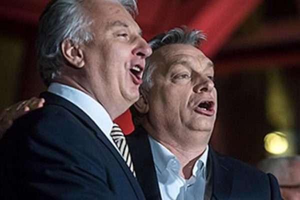 Bruck András: A parlament fogságában