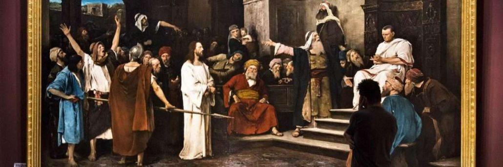 Krisztus Pilátus