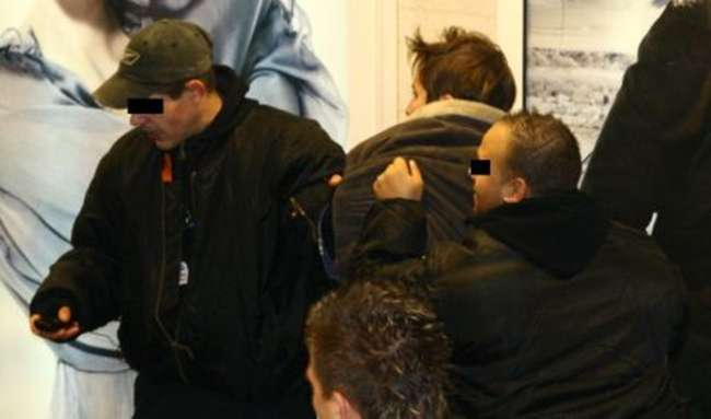 Megjelent a turista-fosztogató BKV - maffia - igazi Hungarikum