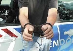 Rendőrkézen a Fidesz (?)- aktivista