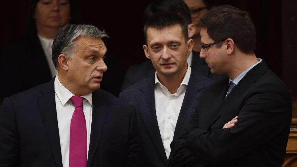 Rogán Antal Orbán