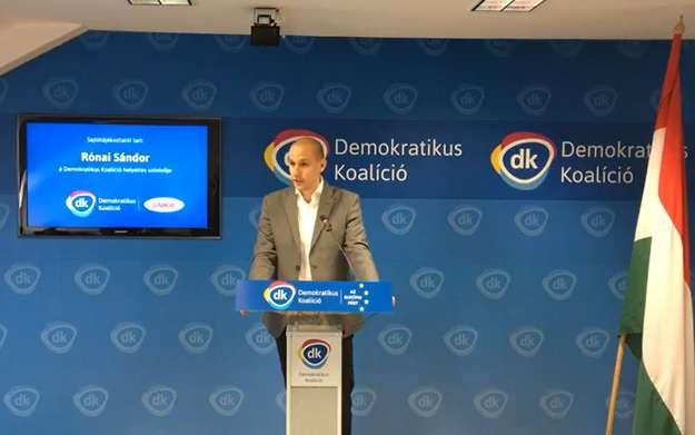 Demokratikus Koalíció Rónai Sándor