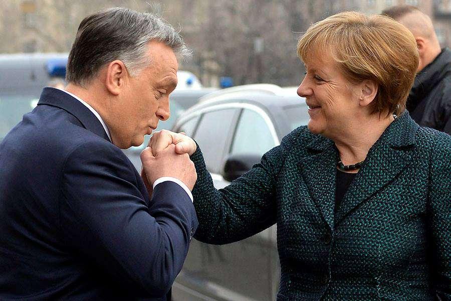 Orbán Viktor - Jézus Krisztus nevében