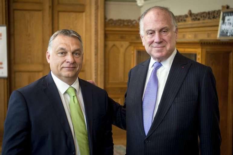 orbán lauder