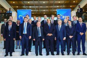 Európai Néppárt csoportkép