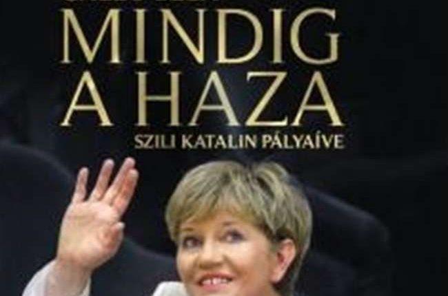 Szili Katalin titkos könyvbemutatója