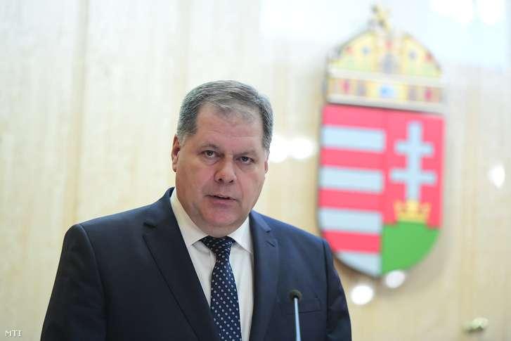 Kovács József központi hírszerzés