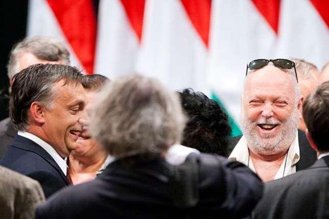 Orbán és Andy Vajna milliárd forint