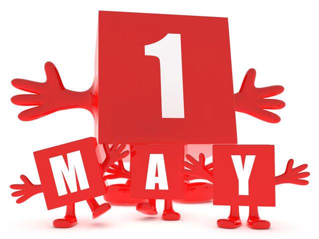 Követeléseink az idei május elsejére!