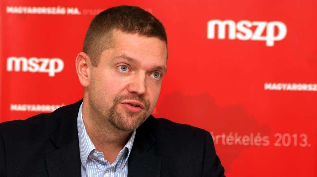 MSZP - Tóth Bertalan