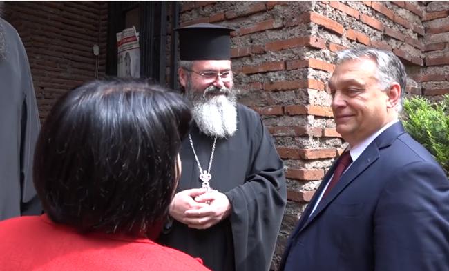 """""""Do you speak English? .... A magyar miniszterelnök vagyok....Csak köszönni akartam..."""""""