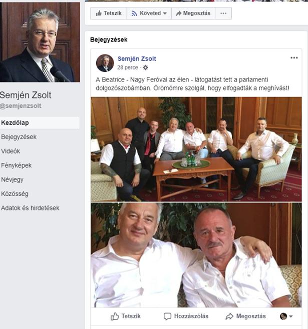 S.Zs. facebook oldala