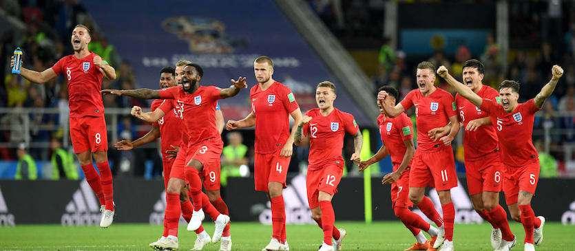 Anglia ünnepel