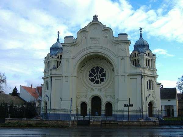 Hodmezovsarhely zsinagóga