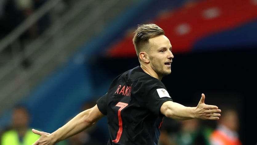 Horvátország továbbjutott