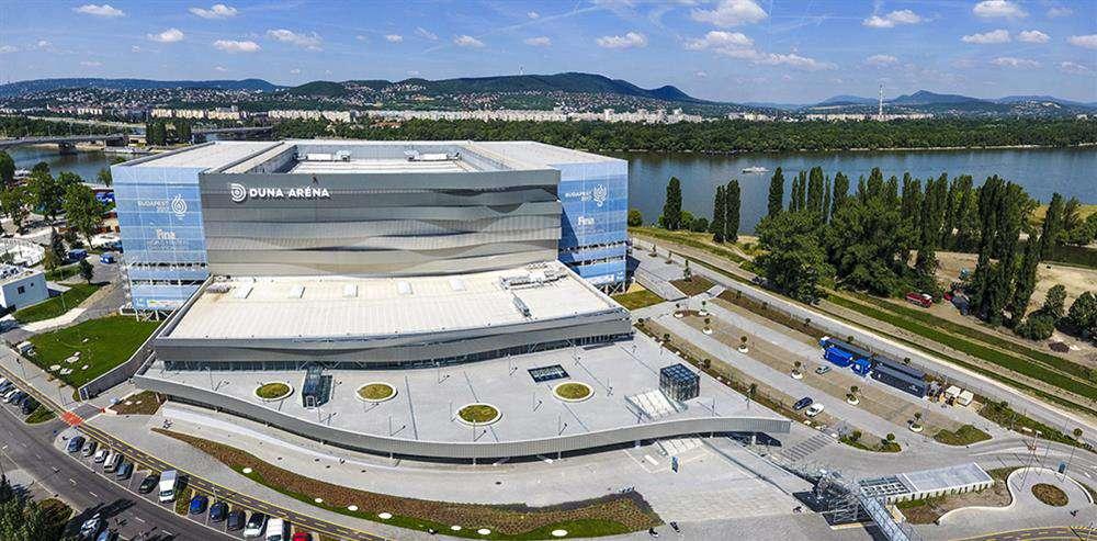 ökölvívó vb a Duna Arénában