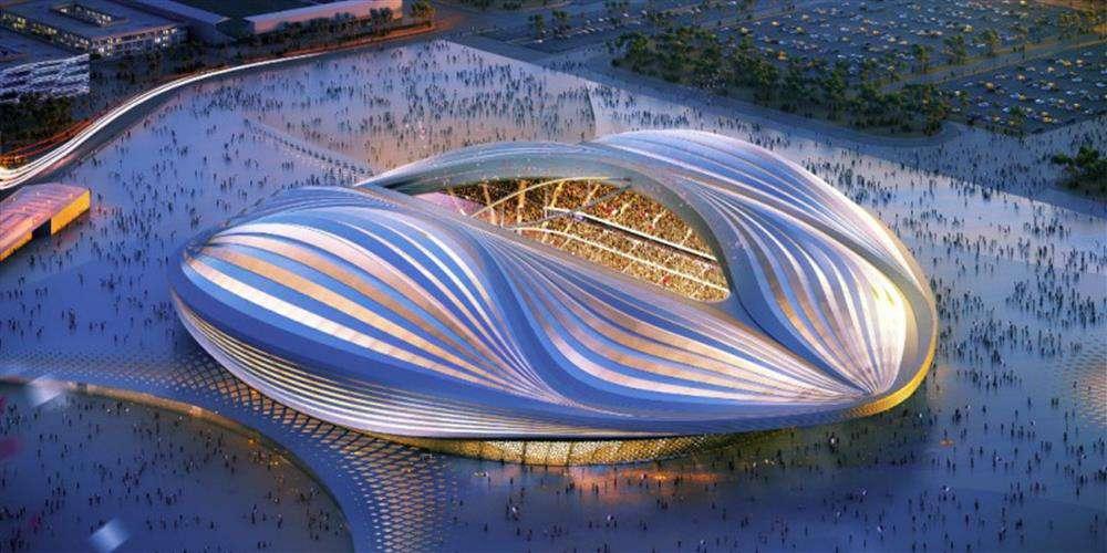 a katari foci-vb stadionja