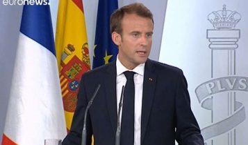 Macron francia elnök