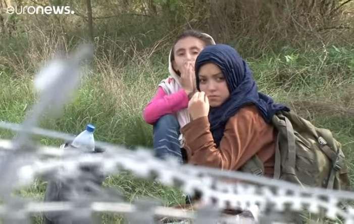 félelem a menekültektől...