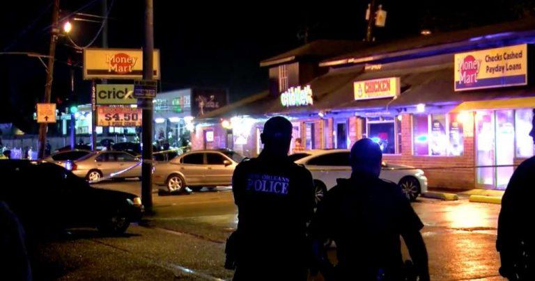lövöldözés New Orleansban