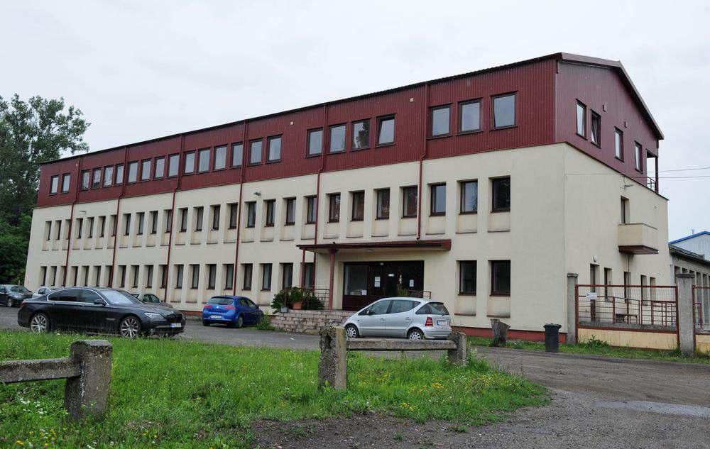 Rudabánya - a Sport utcai irodaház