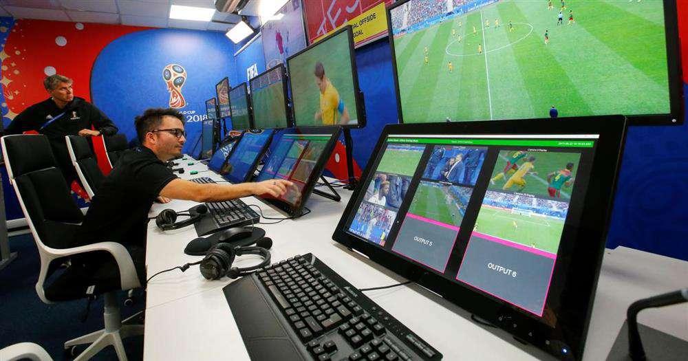 A FIFA elégedett a videóbíráskodással