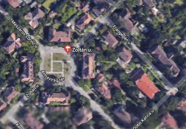 2-3 éves holttest a Zoltán utcában