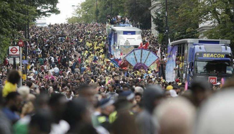 Notting Hill-i karnevál