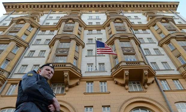 orosz kém dolgozott az amerikai nagykövetségen