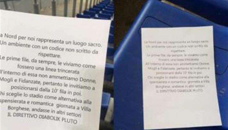 A Lazio ultráinak röpirata