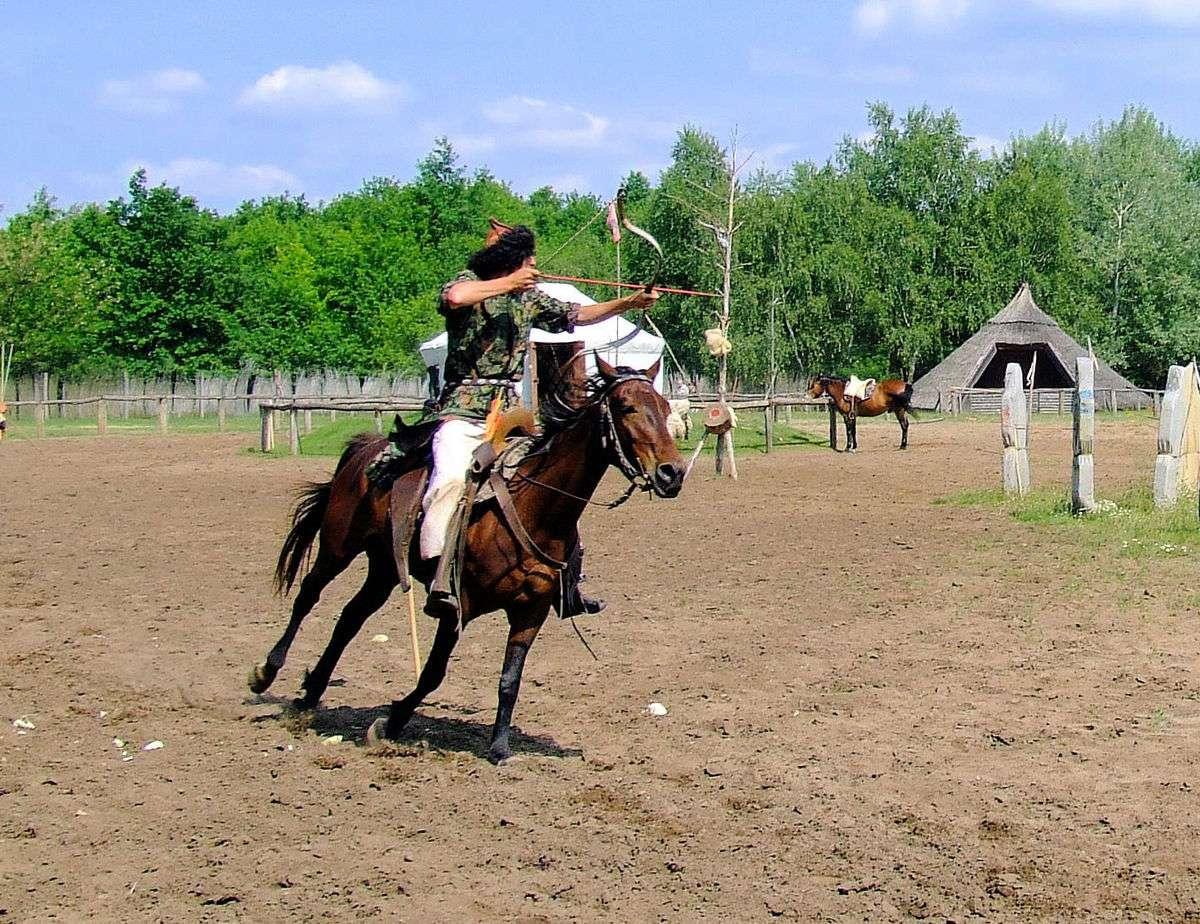 lovas íjász