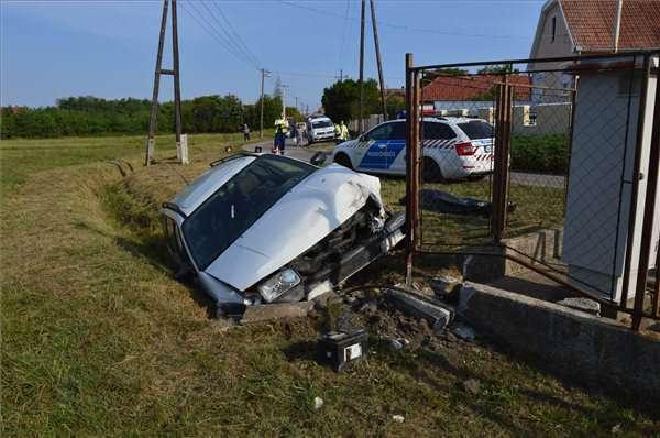 Kótaj - halálos baleset