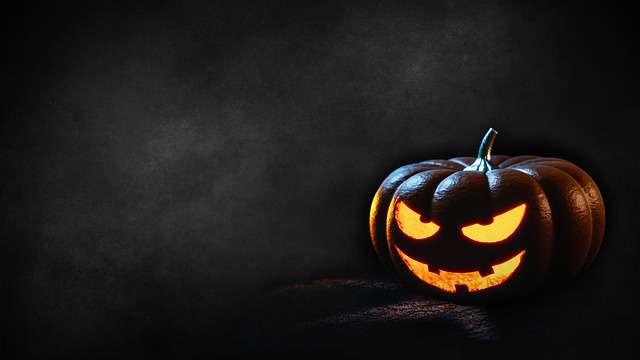 Halloween dísztök horror