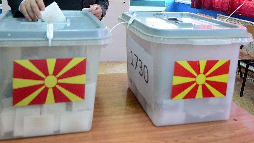Macedónia, szavazás