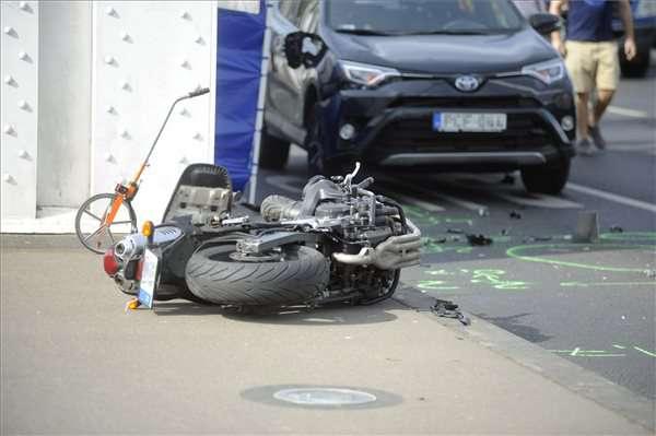 meghalt a motoros