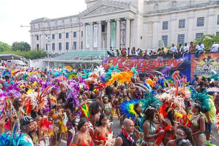 karibi karnevál New Yorkban