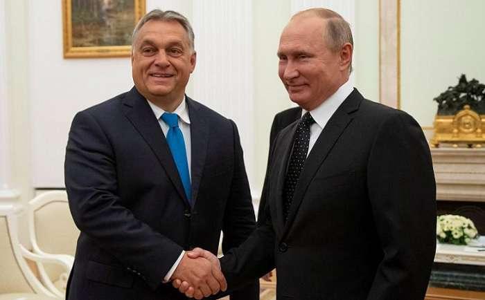 Orbán és Putyin